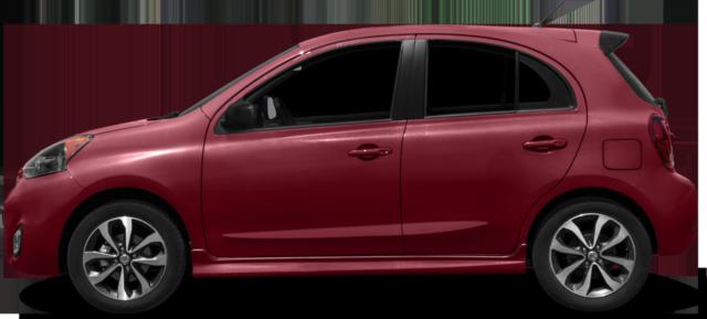 2016 Nissan Micra Hatchback SV