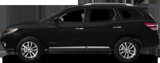 2015 Nissan Pathfinder Hybrid VUS Platine